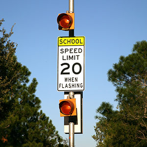 Applied Information's Flashing Beacon System Installed for Fort Bend, Texas Schools