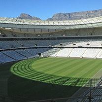 Cape Town Stadium Variable Message Signs