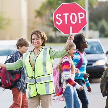 How counties are improving pedestrian safety with smarter school zone beacons