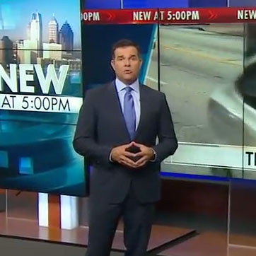 TravelSafely Smartphone App featured on WSB-TV in Atlanta, GA