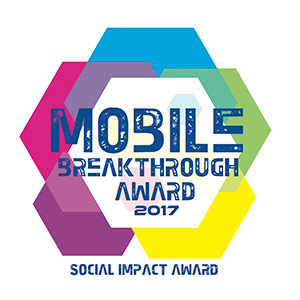 "TravelSafely Smartphone App Honored with ""Social Impact Award"""