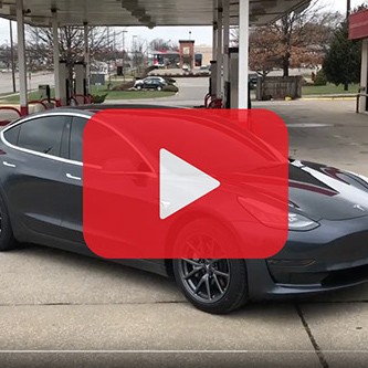 Tesla Model 3 Review and Test Drive | Applied Information