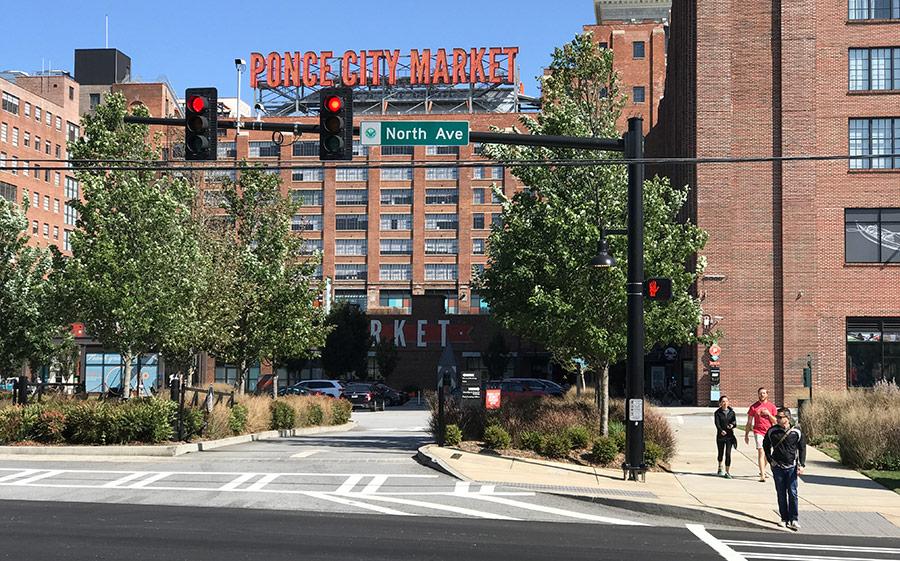 Renew Atlanta Smart City Corridor Applied Information