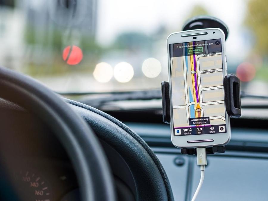 Smartphone Traffic Safety