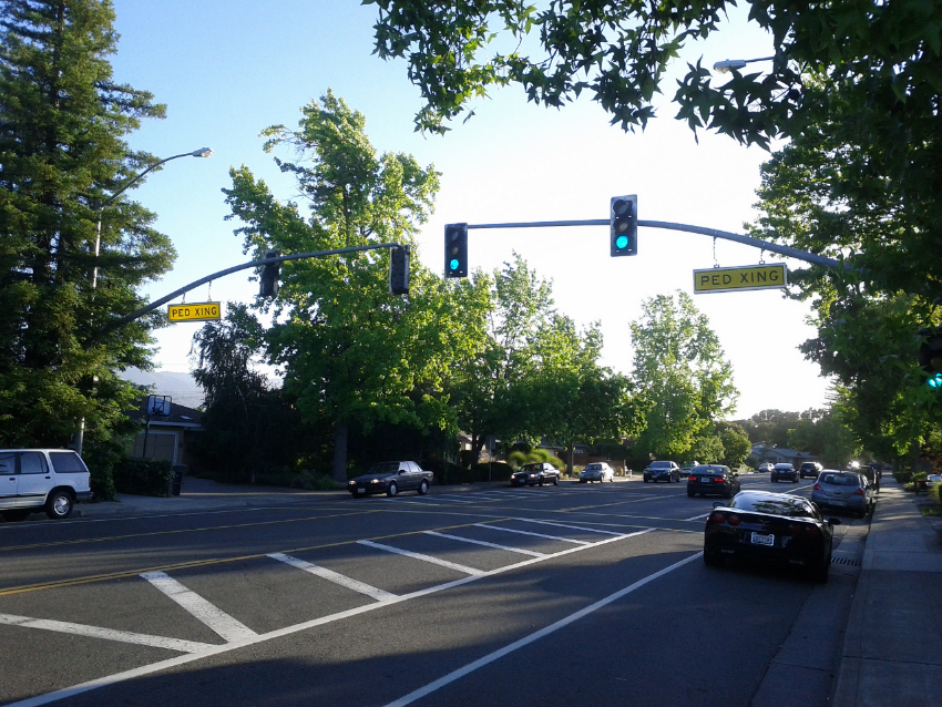 Mid-Block Crosswalks